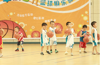 幼儿园篮球环境布置